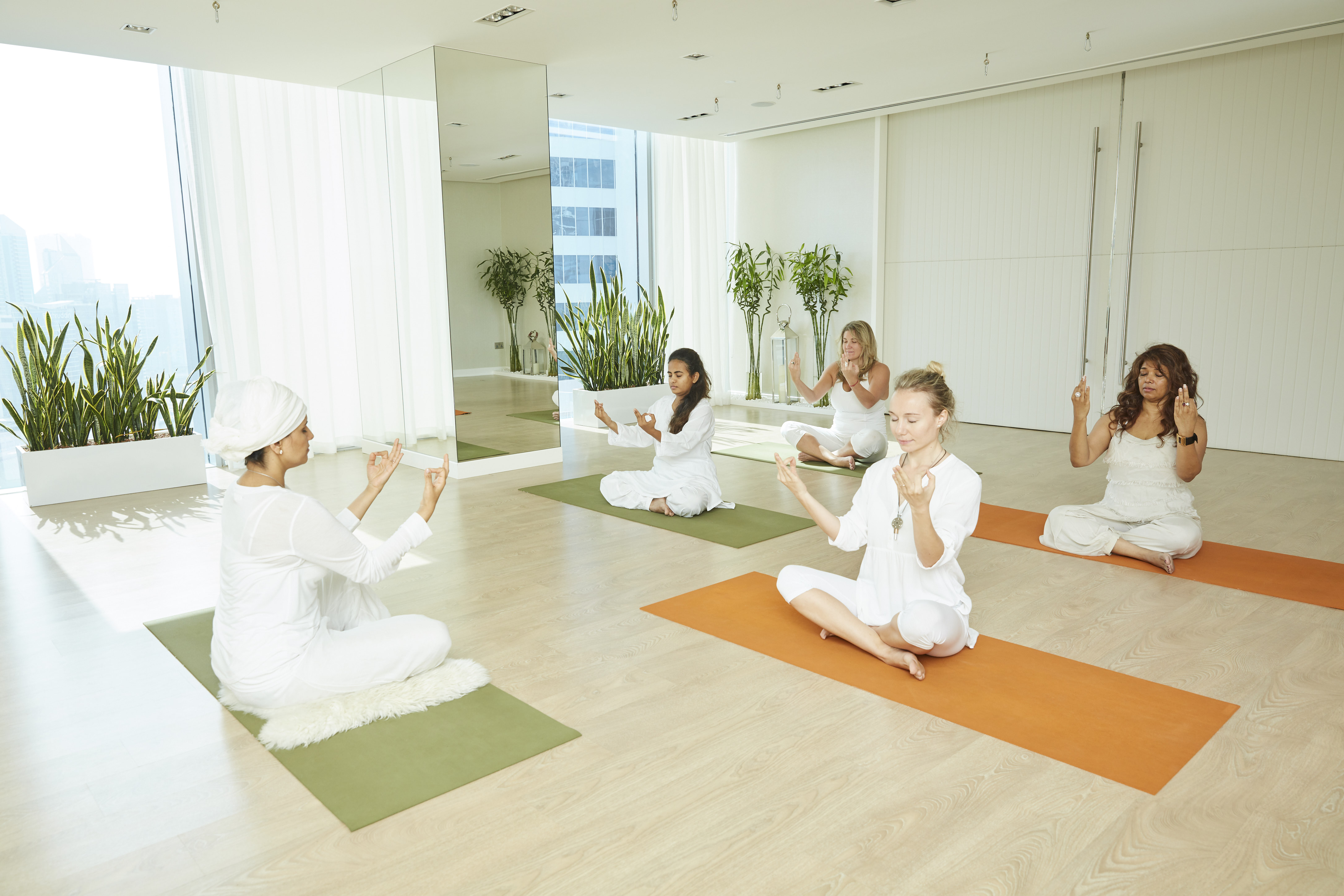 Yoga Dubai, Meditation Dubai, Pilates Dubai