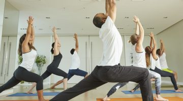 Best Yoga Classes in Dubai